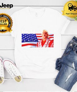 American Flag Ric Flair For President 2021 Election T shirt